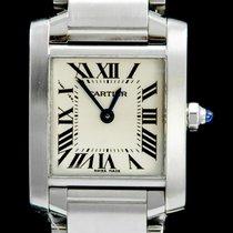 Cartier Acier 20mm Quartz 2384 occasion Belgique, Brussel