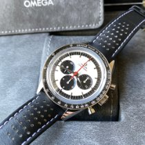 Omega Speedmaster Professional Moonwatch Steel 39.7mm White No numerals United States of America, California, Sunnyvale