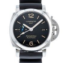 Panerai Luminor 1950 3 Days GMT Automatic Steel 42mm Black United States of America, Georgia, Atlanta