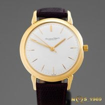 IWC Schaffhausen 18K Gold Cal 89 Oversized Marriage 41 mm 1960 Y