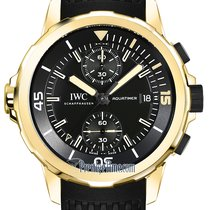 IWC Bronze Automatic Black 44mm new Aquatimer Chronograph