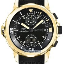 IWC Aquatimer Chronograph Bronze 44mm Black United States of America, New York, Airmont