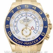 Rolex Yacht-Master II neu 2020 Automatik Uhr mit Original-Box und Original-Papieren 116688