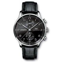 IWC Portuguese Chronograph IW371447 новые