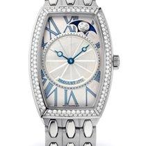 Breguet Brequet Héritage 8861 18K White Gold & Diamonds...