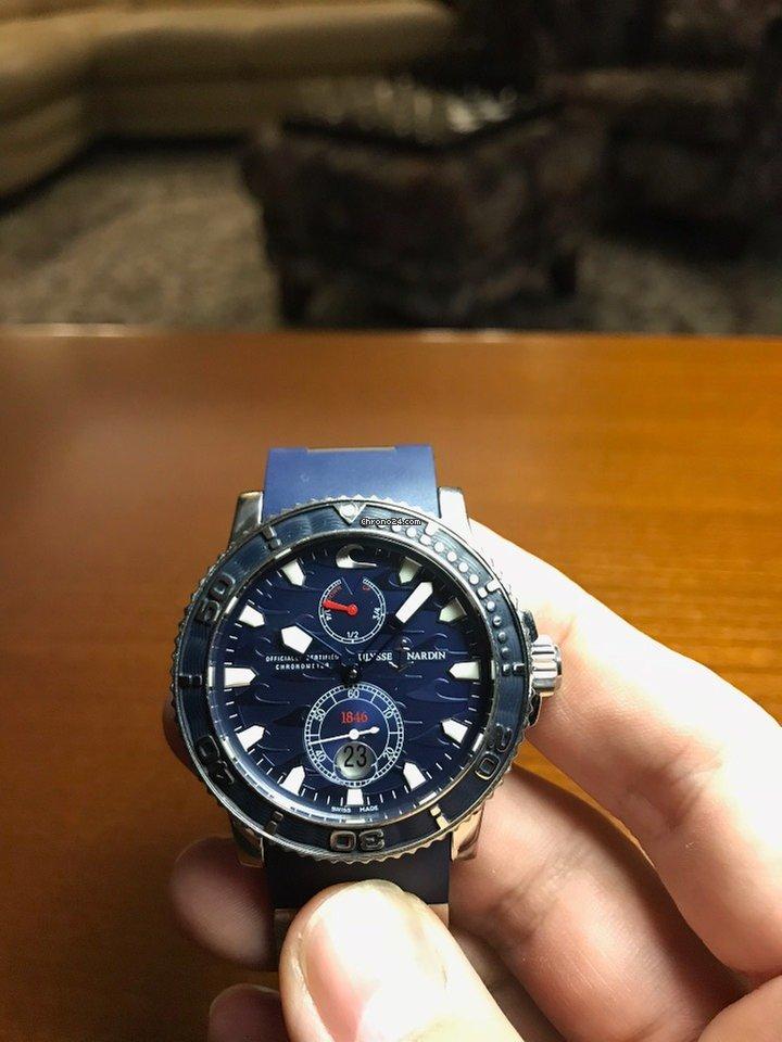 Купить недорогие б у часы класса люкс на Chrono24 f5cd42ac47f