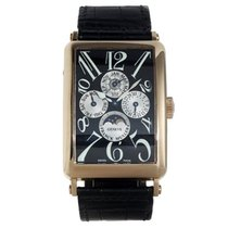 Franck Muller Rose gold 55mm Automatic 1200 QP pre-owned