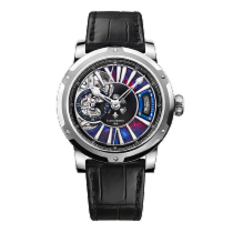 Louis Moinet Skylink White Gold