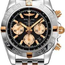 Breitling Chronomat 44 używany 44mm Złoto/Stal
