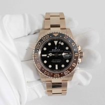 Rolex GMT-MASTER II REF: 126715CHNR ROOTBEER NEW