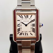 Cartier Tank Solo PM -Full Set 2016-
