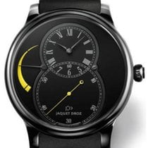 Jaquet-Droz Ceramic 44mm Automatic J027035404 pre-owned