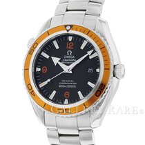Omega Seamaster Planet Ocean Co-Axial Stainless Steel 45MM