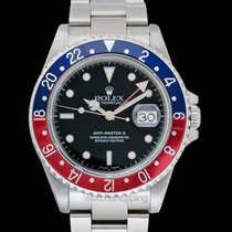 Rolex GMT-Master II pre-owned Steel
