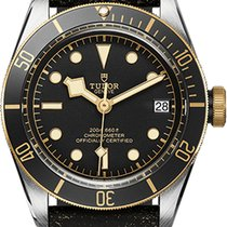 Tudor Chronometer 41mm Automatic new Black Bay S&G Black
