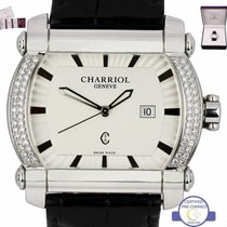 Charriol Staal 42mm Quartz CCHTXL tweedehands