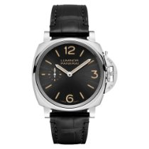 Panerai Luminor Due Steel 42mm Black Arabic numerals United Kingdom, London