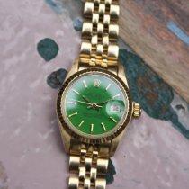 Rolex Lady-Datejust Geelgoud 26mm Geen cijfers Nederland, Amsterdam