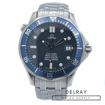 Omega 2531.80 Stahl Seamaster Diver 300 M 41mm gebraucht