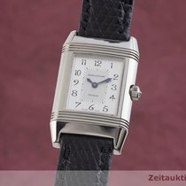 Jaeger-LeCoultre Reverso (submodel) Or blanc 20.5mm Argent