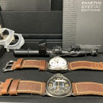 Panerai Special Editions Stal 44mm Arabskie