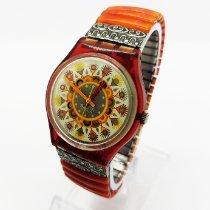 Swatch Masa plastica 31mm Cuart 503 folosit România, Bacau