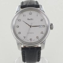 Marcello C. Steel 40,4mm Automatic new