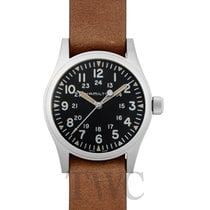 Hamilton new Manual winding 38mm Steel
