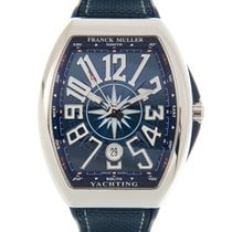 Franck Muller Vanguard Acero 41mm Azul