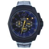 Corum Admiral's Cup AC-One Titanium 45mm Black United States of America, New York, New York