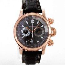 Jaeger-LeCoultre Master Compressor Chronograph Oro rosado 41mm Gris Árabes