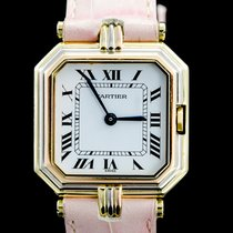 Cartier Trinity Yellow gold 27mm White Roman numerals