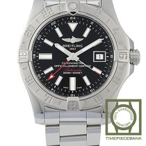 Breitling Avenger II GMT new 2019 Automatic Watch with original box and original papers A32390111B1A1