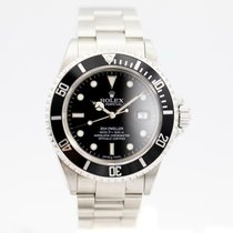 Rolex Sea-Dweller 4000 Steel 40mm Black No numerals United States of America, Florida, Sarasota