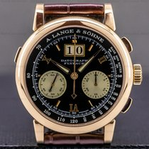 A. Lange & Söhne Datograph Rose gold 39mm United States of America, Massachusetts, Boston