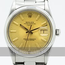 Rolex Oyster Perpetual Date Acero 34mm Oro