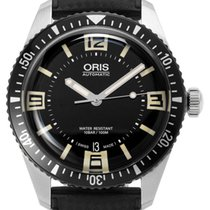 Oris Divers Sixty Five 01 733 7707 4064-07 4 20 18 2018 pre-owned