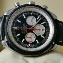 Breitling A1436002/B920 Steel 2010 Chrono-Matic 49 pre-owned