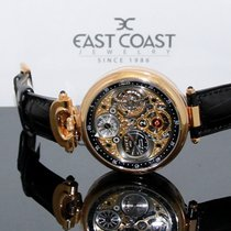 Bovet Or rose 47mm Remontage manuel AIHS001 occasion