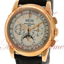 Patek Philippe Oro rosa 40mm Cuerda manual 5970R nuevo