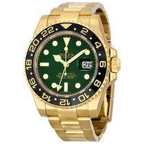 Rolex  116718 g GMT-Master II Yellow Gold