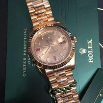 Rolex Day Date 41mm Factory Sealed Unworn