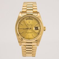 Rolex Men's Day Date President - Champagne Index - Single...