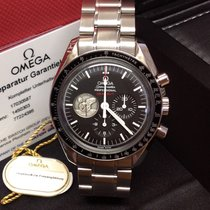Omega Speedmaster Moonwatch 311.30.42.30.01.002- Serviced By...