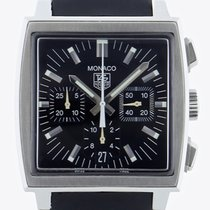 TAG Heuer Monaco Chronograph ref. CW 2111-0