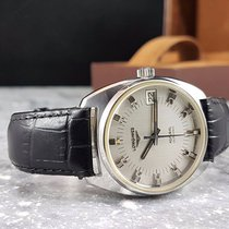Longines Admiral Ultronic / 1970s / Box / Serviced / We BUY