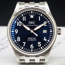 IWC IW327014 Mark XVIII Le Petite Prince Blue Dial SS (27204)