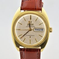 Omega Constellation Automatic Gold Capped Day/date 168.029