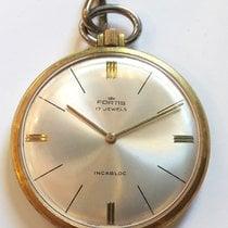 포티스 손목 시계 중고시계 1960 44mm 숫자없음 수동감기 시계만 있음