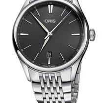 Oris Artelier Date Steel United Kingdom, Carlisle